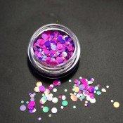 Камифубуки розово-сиреневые микс 07