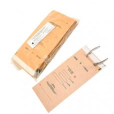 Бумажные крафт-пакеты Медтест 100x250 (10 шт.) с индикатором