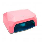 Лампа Diamond 36w (CCFL-LED) Нежно-розовая