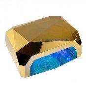 Лампа Diamond 36w (CCFL-LED) Золотая