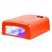 УФ лампа для маникюра JD 818 36 Вт оранжевая