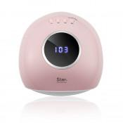 УФ LED лампа Star 5 72 Вт розовая