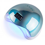 УФ LED лампа Sun 5 Mirror Blue 48 Вт