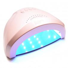 SunOne UV LED Розовая лампа 48w и 24w 2 в 1