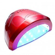 SunOne UV LED Красная лампа 48w и 24w 2 в 1