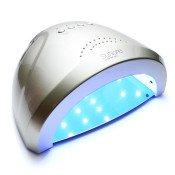 SunOne УФ LED Серебристая лампа 48Вт и 24ВТ 2 в 1