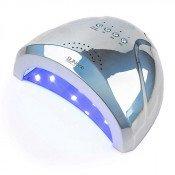 SunOne Mirror Blue УФ LED лампа 48Вт и 24ВТ 2 в 1 зеркальная голубая