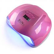 УФ LED лампа Sun X Mirror Pink 54 Вт