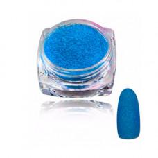 Голубой меланж для ногтей 06, 2 г