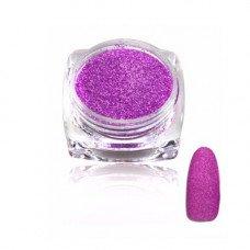 Фиолетово-розовый меланж для ногтей 04, 2 г