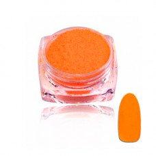 Оранжево-желтый меланж для ногтей 05, 2 г