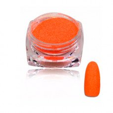 Оранжевый меланж для ногтей 07, 2 г