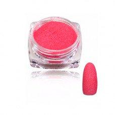 Розово коралловый меланж для ногтей 09, 2 г