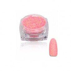 Розово-лаймовый меланж для ногтей 14, 2 г