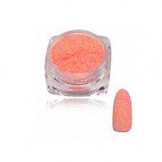 Розово-оранжевый меланж для ногтей 15, 2 г