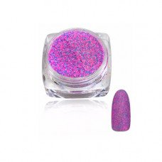 Лилово-розовый меланж для ногтей 18, 2 г