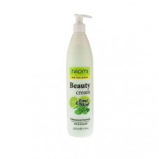 Naomi Beauty Cream лайм и мята 250 мл - крем для ног