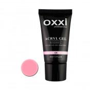 Акригель Oxxi 04 Теплый розовый 60 мл
