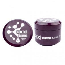 Каучуковый топ Oxxi Grand Rubber top 30 мл с липким слоем