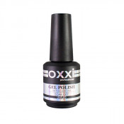 Каучуковый топ для гель лака Oxxi Grand rubber top 15 мл с липким слоем