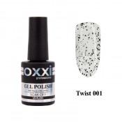 Топ с крошкой Oxxi Twist Top 001 10 мл без липкого слоя
