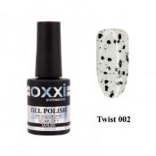 Топ с крошкой Oxxi Twist Top 002 10 мл без липкого слоя