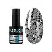 Топ с белой и черной крошкой Oxxi Twist Top 004 10 мл без липкого слоя