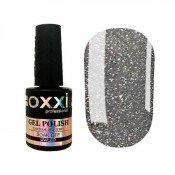 Светоотражающий гель-лак OXXi Disco 001 серебристый 10 мл