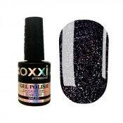 Светоотражающий гель-лак OXXi Disco 002 чёрный 10 мл