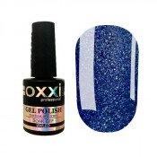 Светоотражающий гель-лак OXXi Disco 007 синий 10 мл