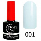 Гель-лак Roks Color 001 - 12ml