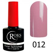 Гель-лак Roks Color 012 Чайная роза