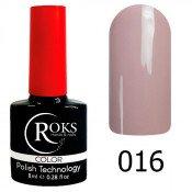 Гель-лак Roks Color 016