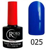 Гель-лак Roks Color 025