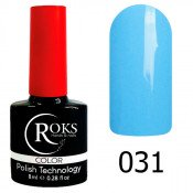 Гель-лак Roks Color 031 Джинсовый