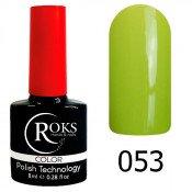 Гель-лак Roks Color 053