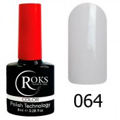 Гель-лак Roks Color 064 Нюд
