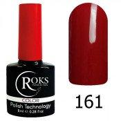 Гель-лак Roks Color 161 Бордовый