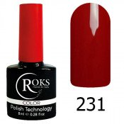 Гель-лак Roks Color 231