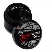 Гель-паутинка Roks 01 чёрный 5 мл