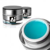 Конструирующий прозрачный гель Silcare Affinity Ice Blue однофазный 50 грамм