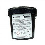 Конструирующий прозрачный гель Silcare Affinity Ice Blue однофазный 1 кг