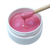Камуфлирующий гель Silcare Dark French Pink однофазный 15 грамм