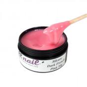Камуфлирующий гель Silcare Dark French Pink однофазный 250 грамм