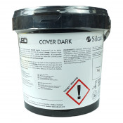 Камуфлирующий гель Silcare LED Cover Dark (разлив) 1 кг