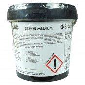 Камуфлирующий гель Silcare LED Cover Medium однофазный 1 кг