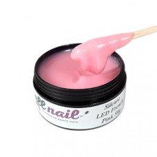 Камуфлирующий гель Silcare LED French Pink однофазный 15 грамм
