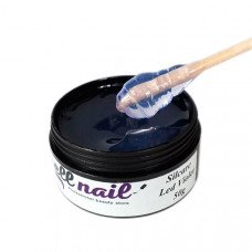 Прозрачный гель Silcare LED Violet однофазный 50 грамм
