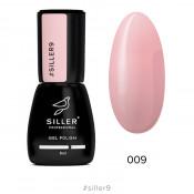 Гель-лак Siller 009 серо-розовый 8 мл