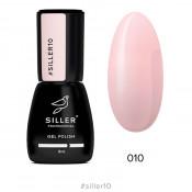 Гель-лак Siller 010 молочно-розовый 8 мл